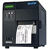 Sato WM8460031 Series M84PRO Industrial Thermal Printer, 609 dpi Resolution, 6 ips Print Speed, Serial Interface, DT/TT, 4.1