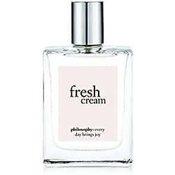 Philosophy Fresh Cream Eau de Toilette, 2 Ounce