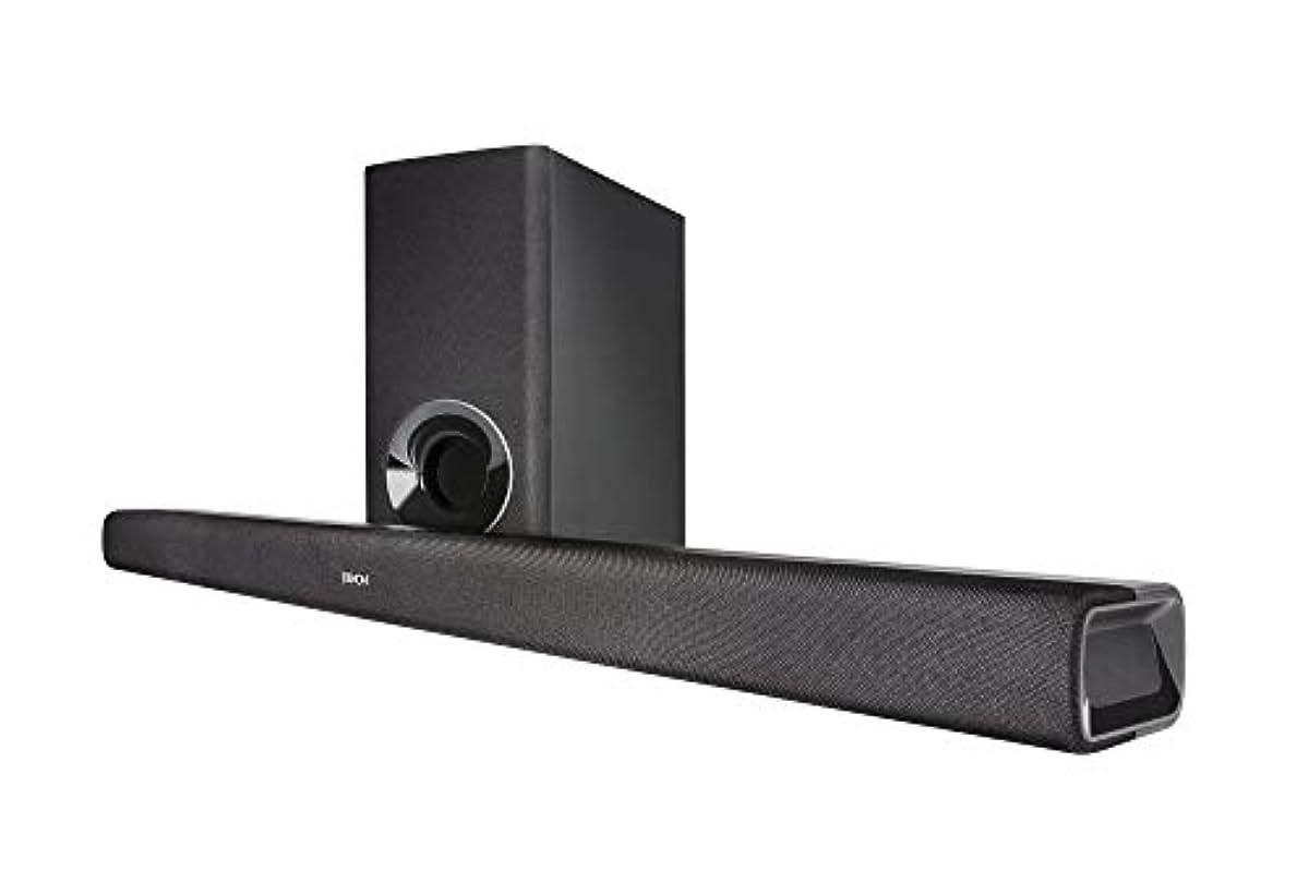 [해외] 데 노 DENON DHT-S316 사운드 바 ARC/BLUETOOTH대응/wireless 서브 우프― 블랙 DHT-S316K