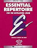 Essential Repertoire for the Developing Choir - Level 2 Treble, Teacher