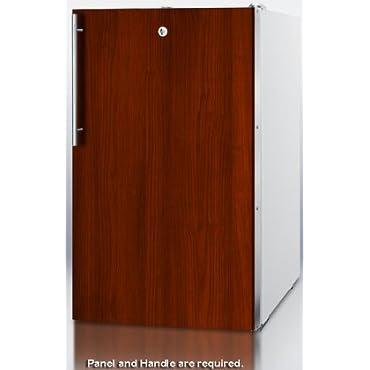 Summit CM411LBIIFADA ADA Compliant 20 Wide Built-In Refrigerator / Freezer