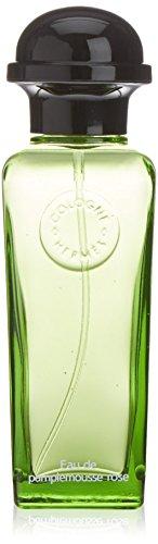 Hermes Eau De Pamplemousse Rose Cologne Refillable Spray for Unisex, 1.7 Ounce