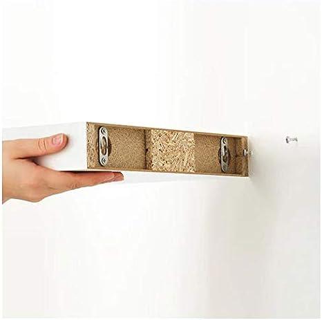 /Mensola da parete Ikea/ White colore bianco 30 x 26 cm 30/x 26/cm Legno