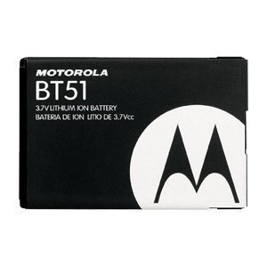 MOTOROLA OEM BT51 C980 E1000 E1070 GC87c i580 BATTERY [Wireless Phone Accessory]