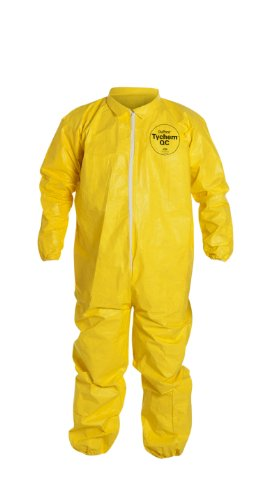 DuPont Protective Coverall Instructions Elastic