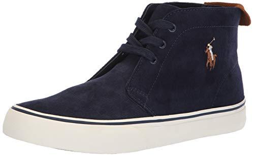 Polo Ralph Lauren Men's Talin Sneaker, rl Navy, 10 D US