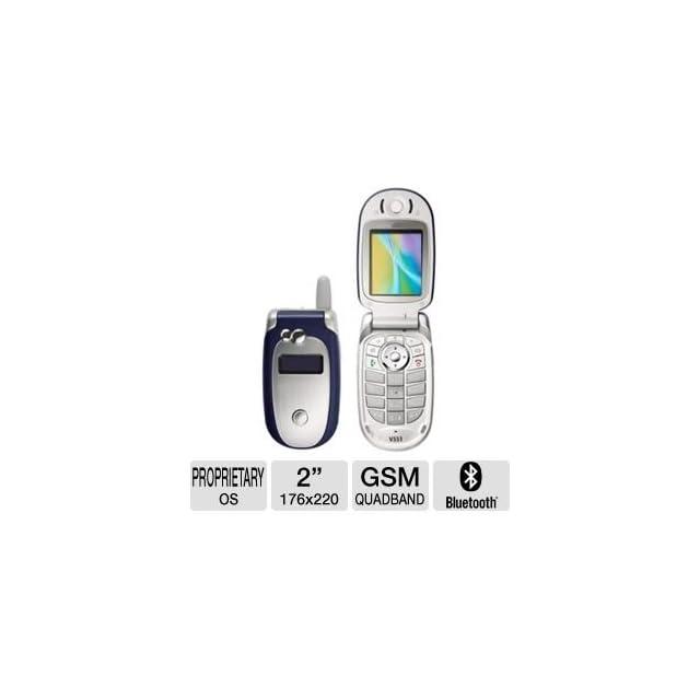 Motorola V551 Unlocked GSM Cell Phone