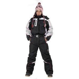 Peak Mountain Damen Skianzug Agenia schwarz T4