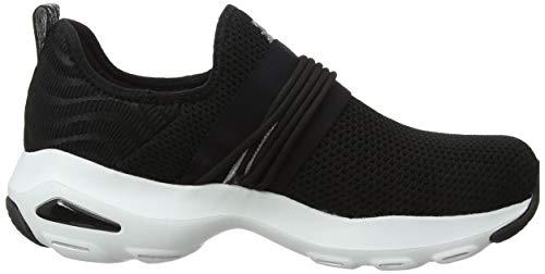 4e4ce27a6b7 Mujer Skechers D'lite Para silver Zapatillas Ultra precious semi Negro  black Bksl URCU1wq