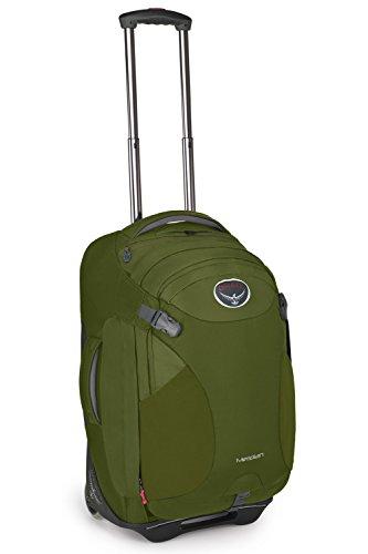 Osprey Meridian Wheeled Luggage (22-Inch60 Liter Patina Green)