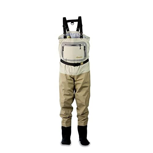 Image of Fishing Boots & Waders Adamsbuilt Guide Weld Chest Wader Boots
