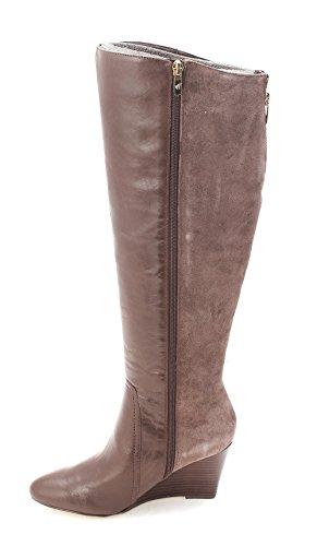 Moda Mujeres Botas Dewey De Marc Brown Punta Dark Cerrada Talla Leather Fisher 4wCqU