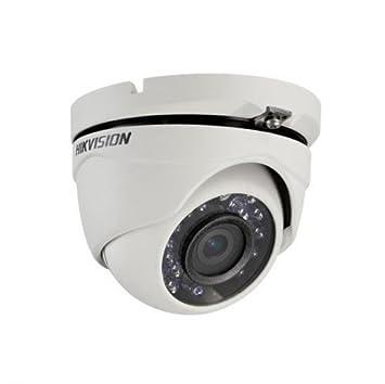 Hikvision Turbo HD IR torreta seguridad CCTV cámara con objetivo de 3,6 mm: Amazon.es: Electrónica
