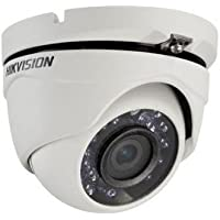 Hikvision USA DS-2CE56D1T-IRM Outdoor Turret Camera, HD 1080 Pixels, 3.6 mm, Day/Night, IP66