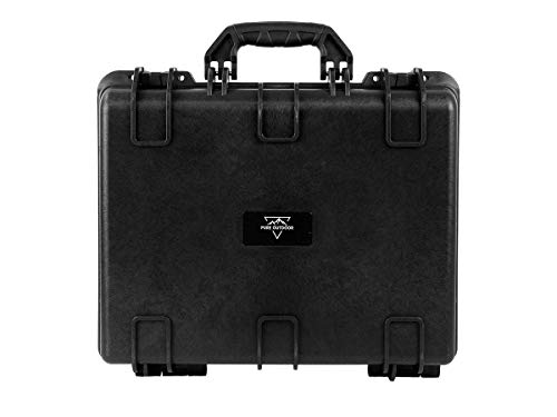 Monoprice Weatherproof Hard Case with Customizable Foam