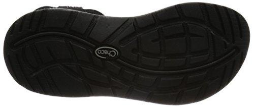 Chaco Mens Z1 Classico Sandalo Atletico Nero