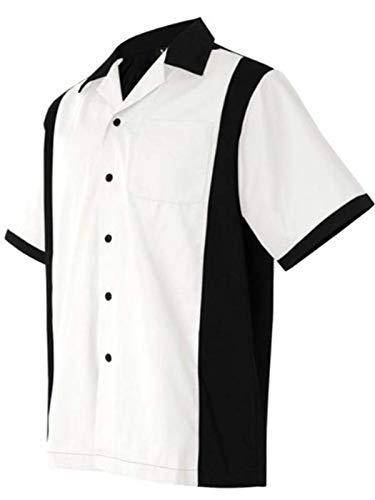 Hilton Bowling Retro Cruiser (White_Black) (L)