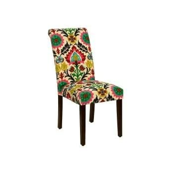 Amazoncom Avington Upholstered Print Dining Chair Santa Maria