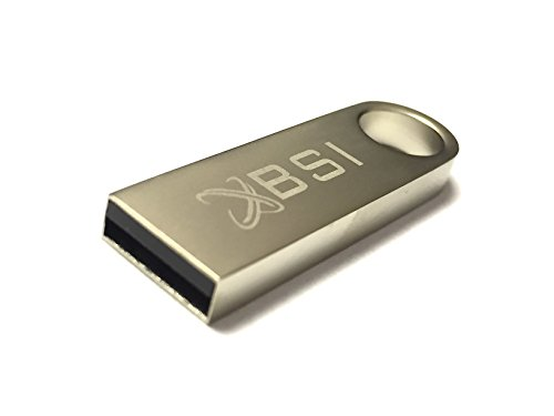 Bsi 32Gb Usb Flash Drive 2 0 Ultra Portable Storage Device Compatible With Windows And Mac  Real Memory Volume   Micro Vault Contains A System Management Area  Os Compatibility Windows Xp 2000 Professional Home Edition  Mac Os 9 And Higher   With Bsi Tm  Logo