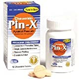 Pin-X Chewable Tablets – 12 Each, Health Care Stuffs