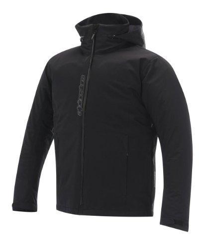 Alpinestars Dusk 3L Chaqueta Impermeable para mujer, distintivo de nombre: Negro, Género: