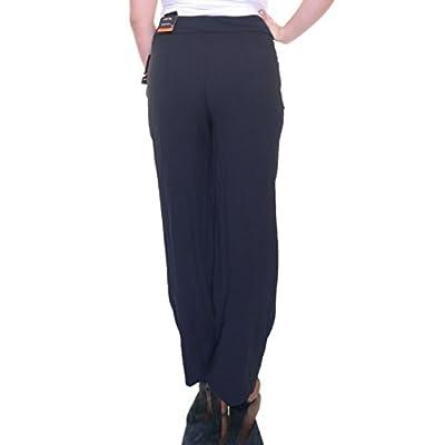 Alfani Womens Wide Leg Solid Dress Pants