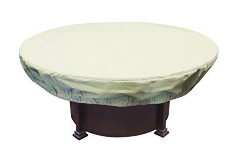 Treasure Garden Protective Patio Furniture Cover CP930 – 48″ to 54″ Round Fire ...