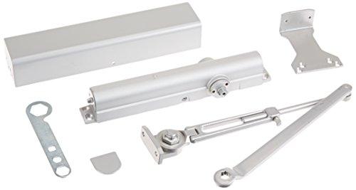 Norton 8501BFH Hold-Open Door Closer - Aluminum Finish - Buy