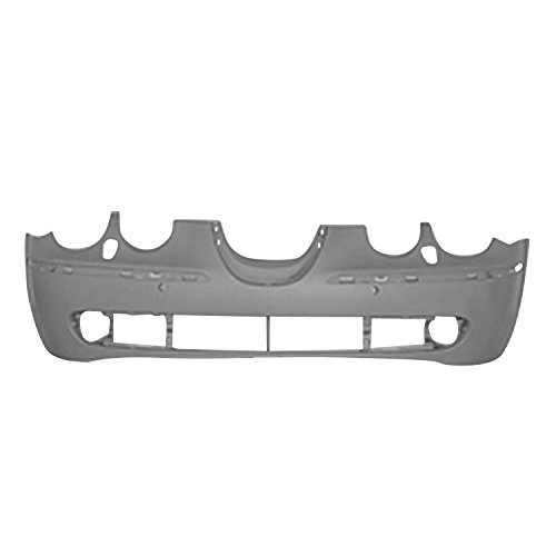 OE Replacement 2004-2007 JAGUAR S_TYPE Bumper Cover (Partslink Number JA1000125) by Multiple Manufacturers