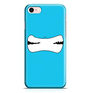iPhone 8 Plus Case Angry Emoji Durable Light Weight Wrap Around iPhone 8 Plus Cover