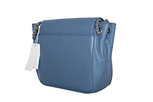 Women's Flap Bag Small Bombe Wallis Burch Blue 46176 Shoulder Tory Handbag ExwqtYAXaU