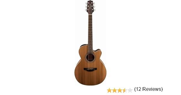 Takamine GN20CENS - Gn20ce-ns guitarra electro-acustica auditorium ...
