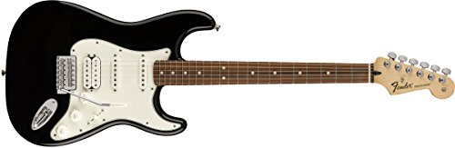 Fender Standard Stratocaster Electric Guitar - HSS - Pau Ferro Fingerboard, - Deluxe Guitar Stratocaster Hss Electric