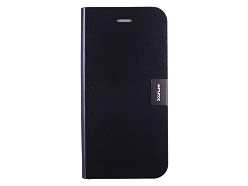 Anymode Booklet Case - Folio Frame - Apple iPhone 6 - Metal Schwarz