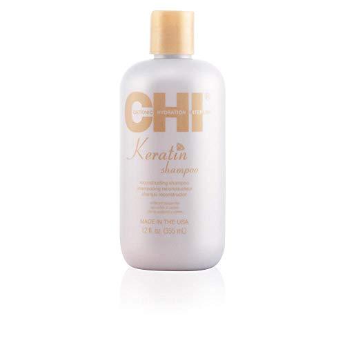 CHI Keratin Reconstructing Shampoo, 12 Fl Oz