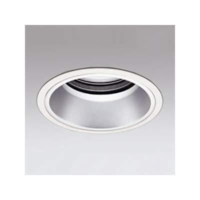 LEDダウンライト M形 深型φ150 メタハラ100W形 高効率形 広拡散配光 連続調光 オフホワイト 温白色 B07RYPKFTY