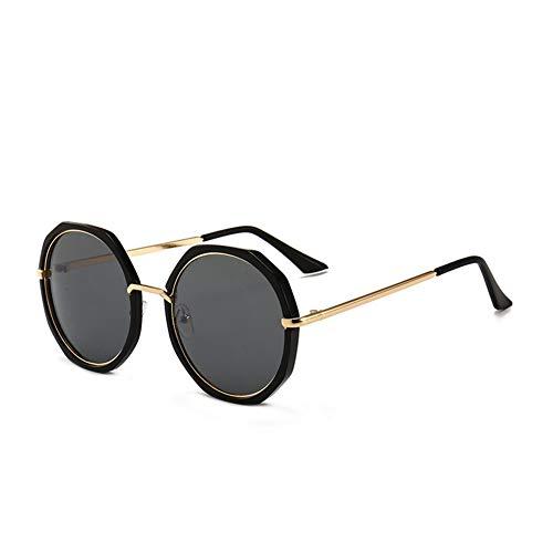 Gafas sol A del las de metálico de sol marco redondas de NIFG gafas wEqxdgwp