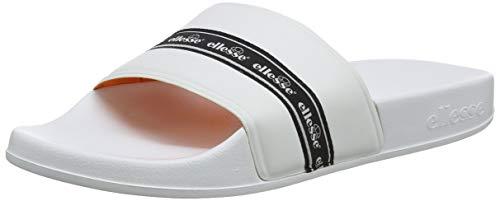 Bianco a White Ellesse Uomo Punta Sandali Wht Filippo Aperta YqEf6Bw