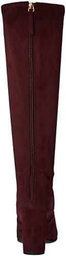 Wine Nine Kellan West Fabric Boot Winter Women's 4F4PZqwxA