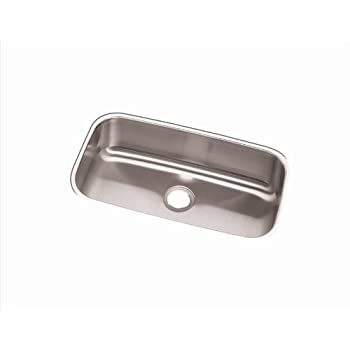 This Item Revere Rcfu2416 24 X 16 Single Bowl Stainless Steel Rounded Undermount Kitchen Sink