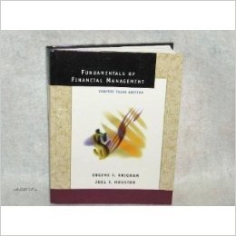 Fundamentals of Financial Management Concise Third Edition