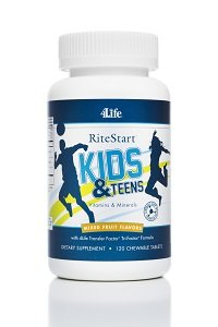 Ritestart® Kids & Teens, 120 Chewable Tablets - Kids 120 Tabs