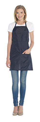 Diane stylist apron, black, DTA00406 by Diane
