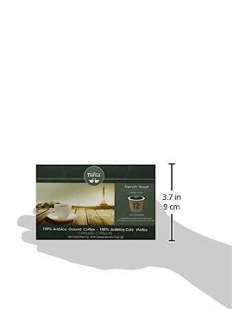 Cafe Tastlé French Roast Single Serve Coffee, 24 Count: Amazon.com: Grocery & Gourmet Food