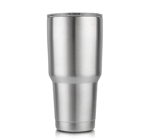 Rambler 30 Oz Stainless Steel Vacuum Insulated Tumbler With Lid