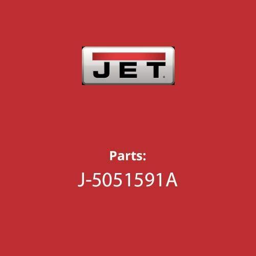 Jet/Powermatic J-5051591A Idler Drum Guard by Jet/Powermatic