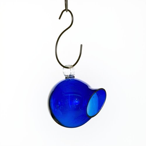 Parasol SDB 6 by 6 by 8-Inch Seed Drop Songbird Feeder, bluee by PARASOL