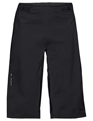 VAUDE Men's Moab Rain Shorts, Black, Large, used for sale  Delivered anywhere in USA