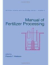 Manual of Fertilizer Processing