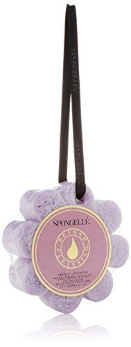 Spongelle Wild Flower 14+ Uses Body Wash Buffer, French Lavender, 4.25